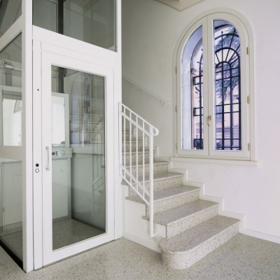 Indoor elevators: which one to choose, models and prices